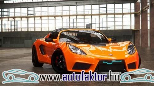 Detroit Electric SP:01 a világ leggyorsabb elektromos autója