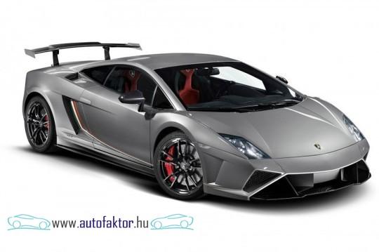 Versenyautó utcai változatát dobta piacra a Lamborghini