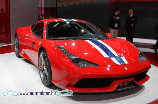 Ferrari 458 Special