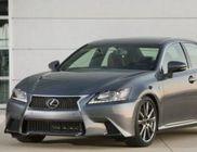 Lexus GS 350 F-Sport  - sportosság és luxus