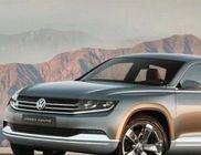 Volkswagen Cross Coupé - hibrid crossover