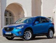 Mazda CX-5 - kiváló kilátással