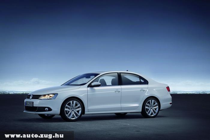 VW Jetta 2011 - az európai kivitel