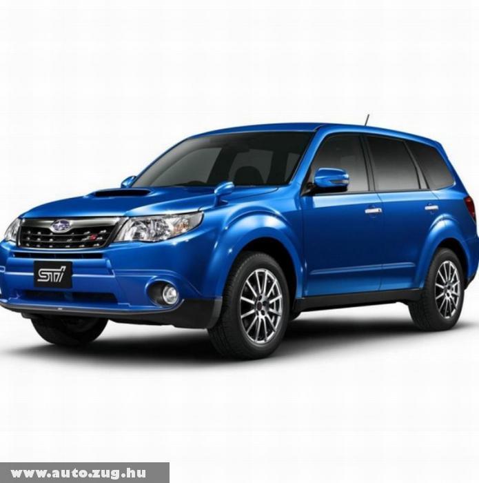Subaru Forester tS - limitált szériás darab