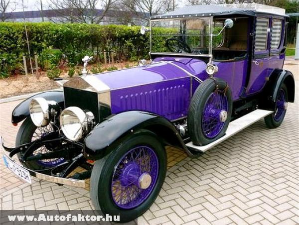 1914-es Rolls-Royce