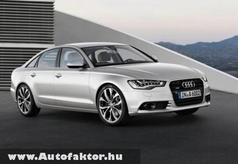 Audi A6 - Az új generáció