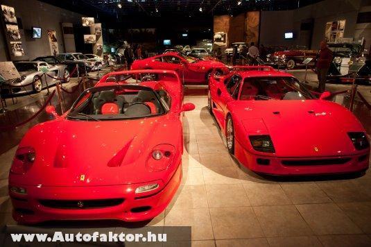 A Jordán király garázsa