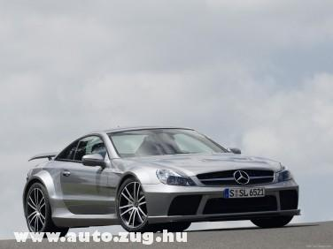 Mercedes-Benz-SL65 AMG