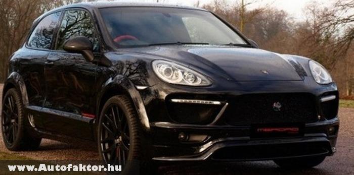 Porsche Cayenne kupé - tuning kiadás a Merdad-tól