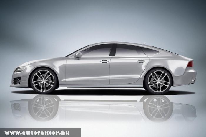 ABT Audi A7 - 610 Nm-es nyomatékkal