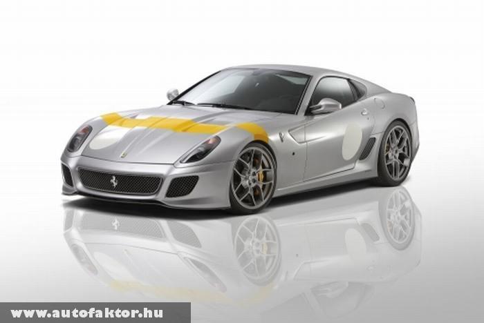 Novitec Rosso Ferrari - 888 lóerõvel