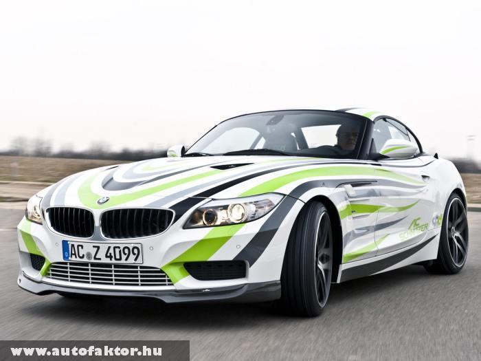 AC Schnitzer BMW Z4 - 4 literes fogyasztással