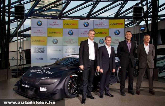 BMW M3 DTM 2012 - 480 lóerõvel
