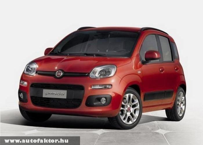 Fiat Panda 2011 - start-stop rendszerrel