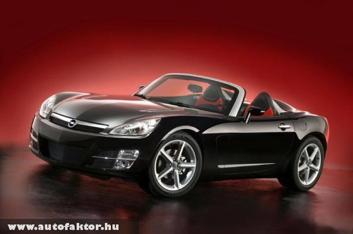 Opel Astra GT