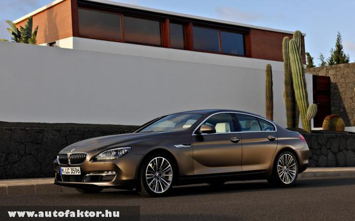 BMW 6 Grand-COUPE
