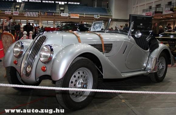 Oldtimer Show-BMW 328