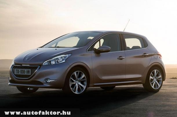 Peugeot 208, az új generáció