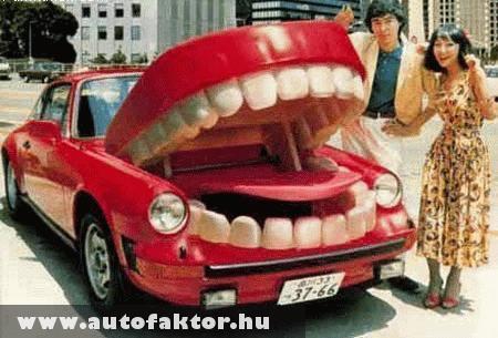 Kreatív autó :)