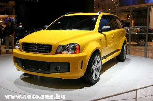 Volvo XC90-es