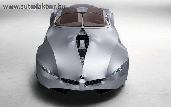 BMW Gina, a rugalmas karosszéria