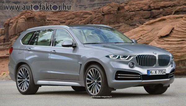 BMW x7 - Tiszta erő