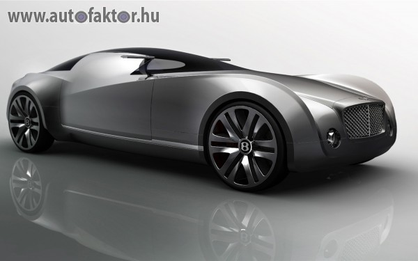 Bentley autós víziója