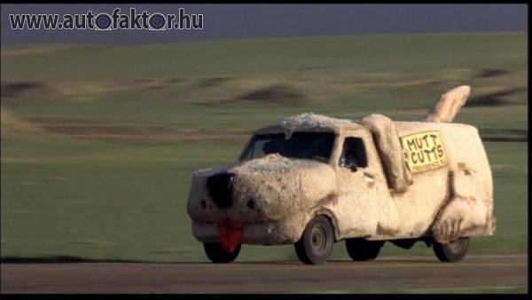 Ismert autó a kedvenc filmedből