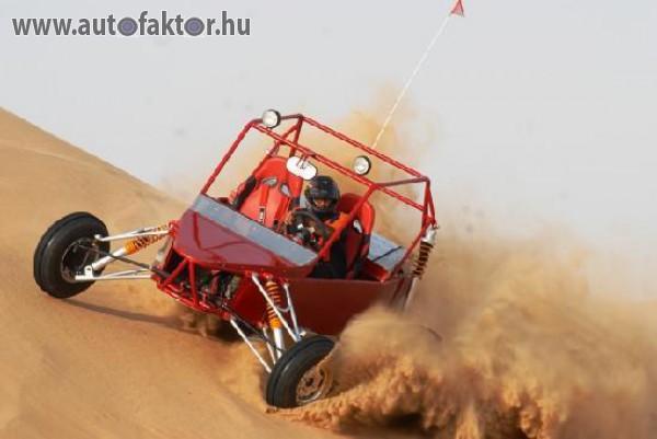 Sivatagi terepezés