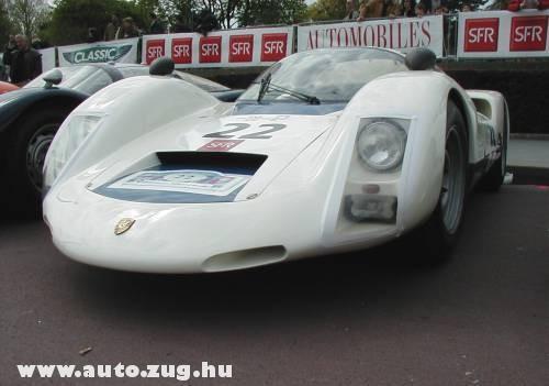 1966-os Porsche 906