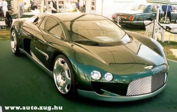 E!zt Bentley-t elfogadnám