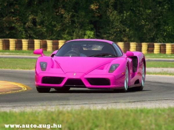 Ferrari Enzo Pink