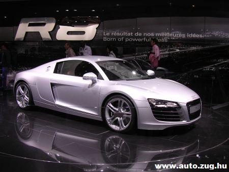 R8 a luxus audi
