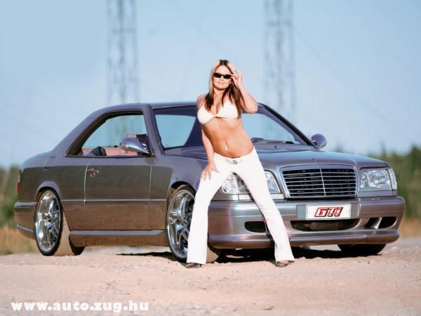 A két Mercedes