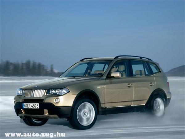 BMW X3-as