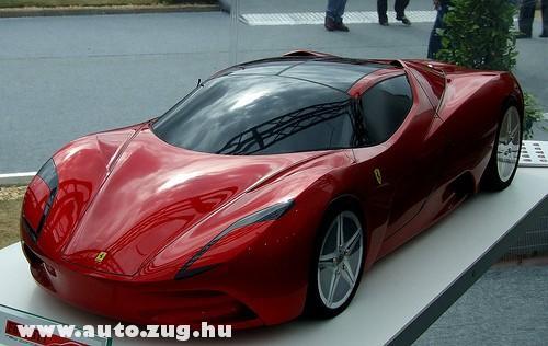 A legújabb Ferrari