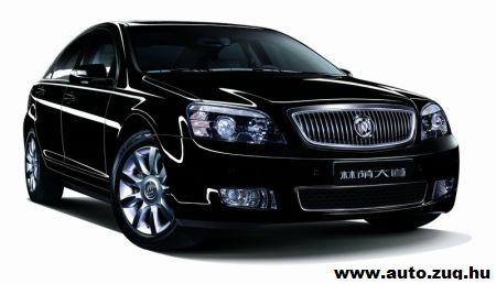 Buick Park Avenue - a kínai luxusautó