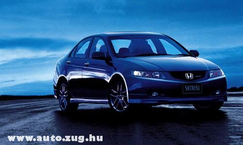 A Honda Accord
