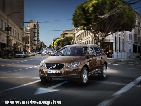 Volvo XC60-as