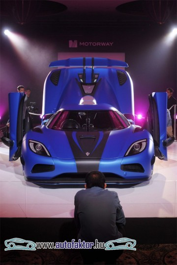 4,23 millió dollárért kelt el a világ legdrágább autója