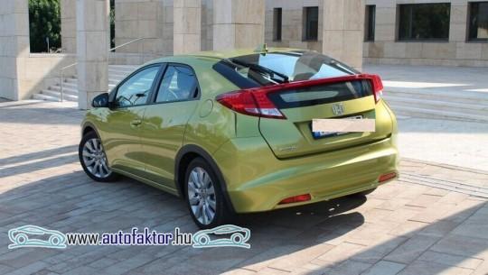 Az új Honda Civic