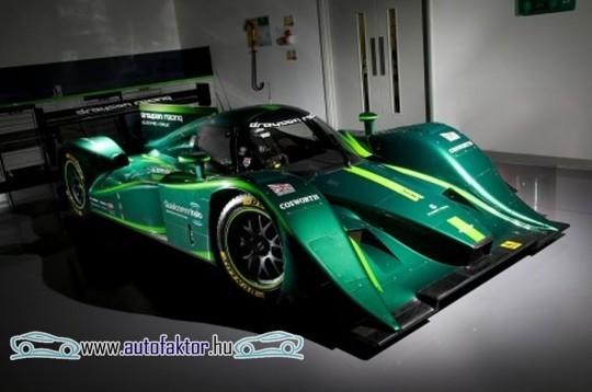 Drayson Racing Technologies Lola B12 69/EV