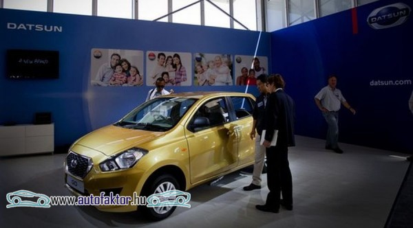 Nissan Datsun Go