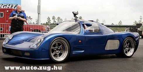 A világ leggyorsabb autója