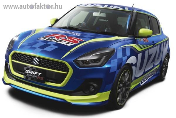 Suzuki Swift versenyautóként