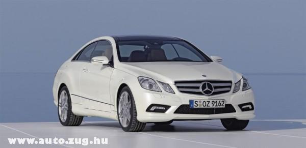 Mercedes Benz Coupé E-Class