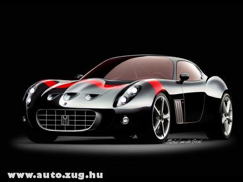 Ferrari Gto Mugello