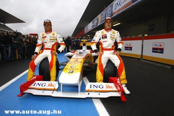 Renault csapat