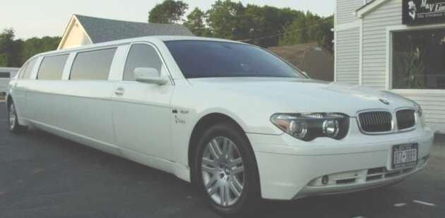 BMW Limuzin