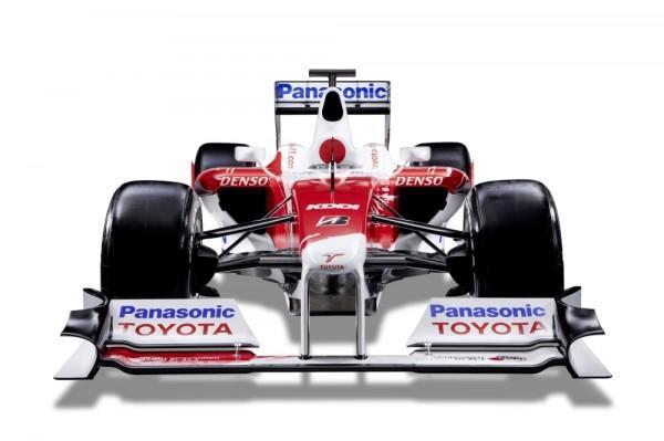 A Toyota új modellje